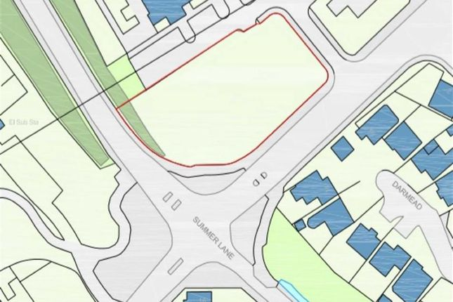 Thumbnail Land for sale in Worle