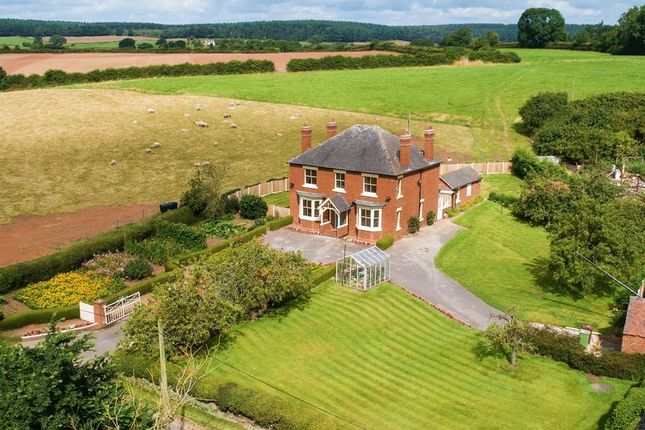 Thumbnail Detached house for sale in Former Farm House, Adbaston, Stafford