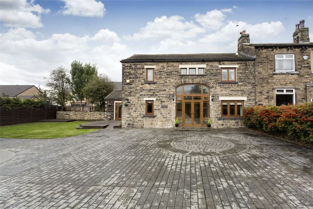 Thumbnail Barn conversion for sale in Kitson Hill Road, Mirfield, West Yorkshire