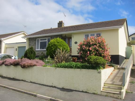 2 bed bungalow for sale in Veryan, Truro, Cornwall