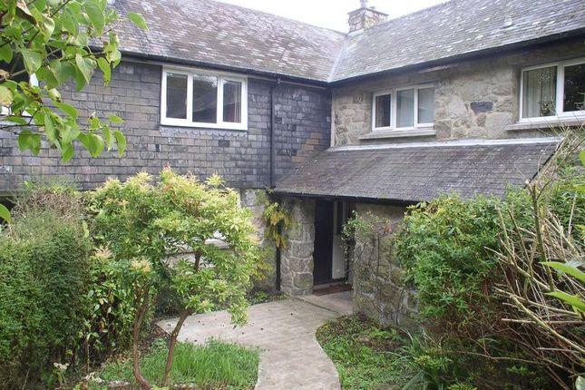 Thumbnail Terraced house to rent in Throwleigh, Okehampton