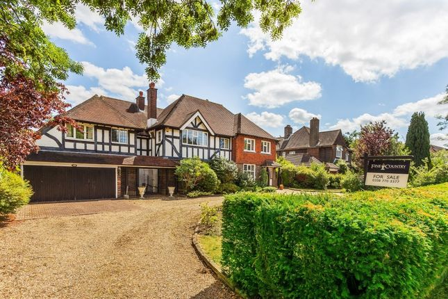Thumbnail Detached house for sale in The Causeway, South Sutton
