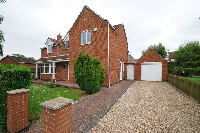 Thumbnail Detached house for sale in Tothby Meadows, Alford