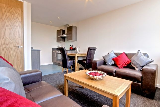 Thumbnail Flat to rent in Newport House, Thornaby Place, Stockton-On-Tees