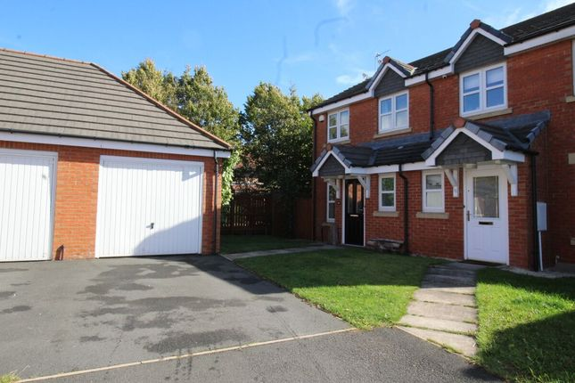 Thumbnail Semi-detached house for sale in Lavender Grove, Jarrow