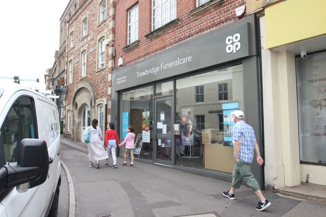 Thumbnail Retail premises for sale in Wicker Hill, Trowbridge