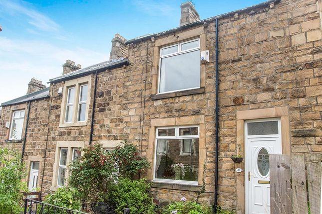 Thumbnail Terraced house for sale in Polmaise Street, Blaydon-On-Tyne