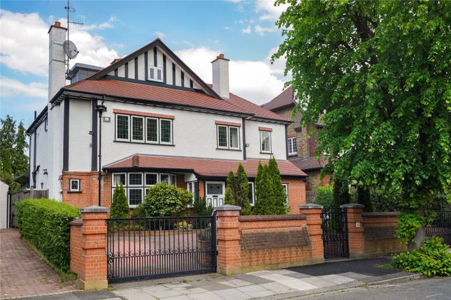 Thumbnail Detached house for sale in Waldeck Road, London