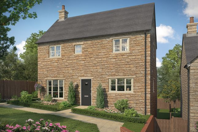 Thumbnail Detached house for sale in The Nene, Southam Road, Banbury