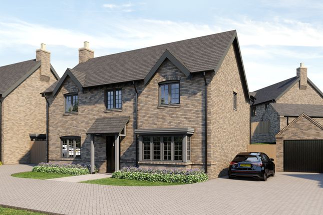 4 bed detached house for sale in The Moseley, Main Street, Thorpe Rise, Oakthorpe DE12