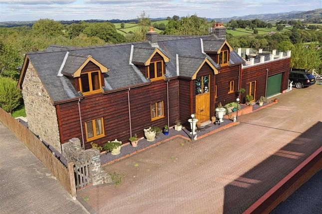 Thumbnail Property for sale in The Stables, Perth Y Bu, Mochdre, Newtown, Powys