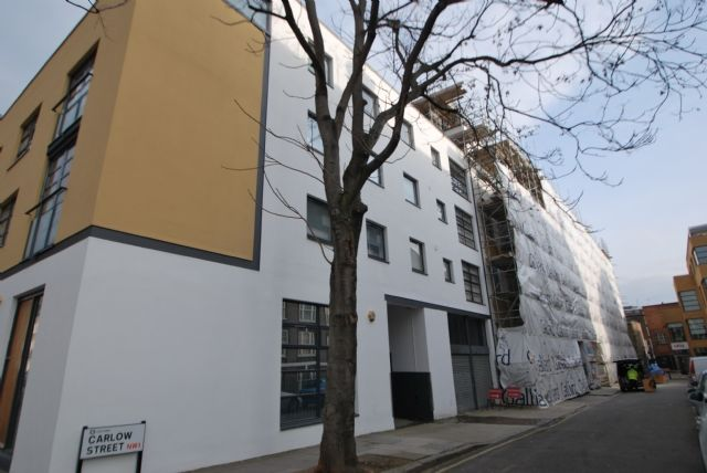 Thumbnail Flat for sale in Euston Reach, Carlow Street, Camden, London