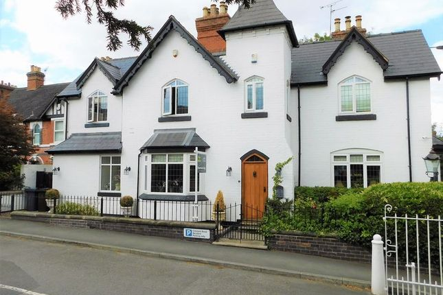 Thumbnail Detached house for sale in Crescent Road, Rowley Park, Stafford