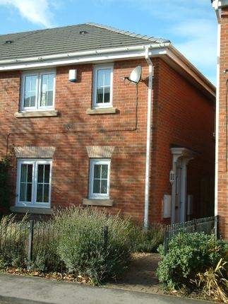 Thumbnail End terrace house to rent in Scholar Gate, Barnsley
