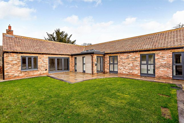 Thumbnail Country house for sale in Spinney Close, Warmington, Northamptonshire