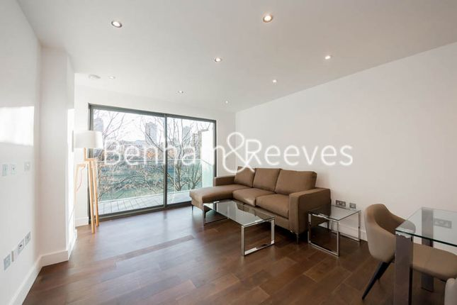 Thumbnail Flat to rent in Paton Street, Clerkenwell