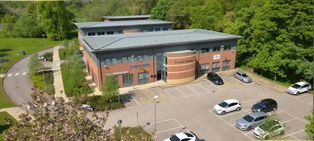 Thumbnail Office for sale in Elm House, Oaklands Office Park, Hooton Road, Hooton, Cheshire