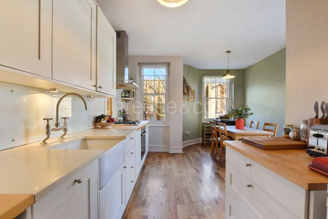 Thumbnail Flat for sale in Brambledown Mansions, Crouch Hill, London