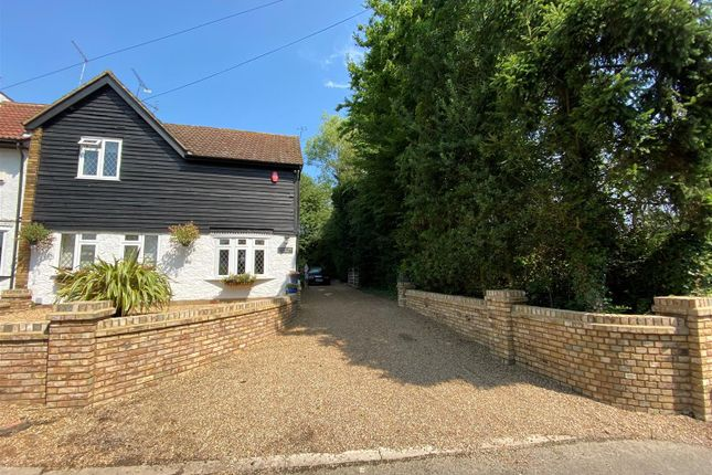 Thumbnail Semi-detached house for sale in Appleby Street, Cheshunt, Waltham Cross