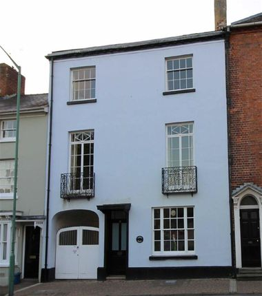 Thumbnail Terraced house to rent in St. James Street, Monmouth