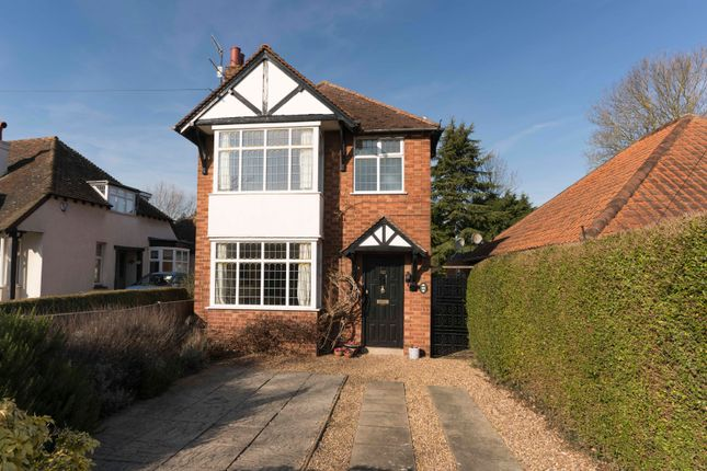 Thumbnail Detached house for sale in Alcester Road, Stratford Upon Avon