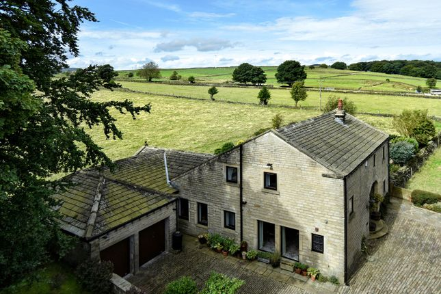 Thumbnail Detached house for sale in Totties, Holmfirth