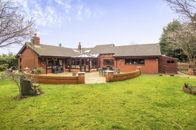 Thumbnail Bungalow for sale in Whittingham Lane, Broughton, Preston, Lancashire