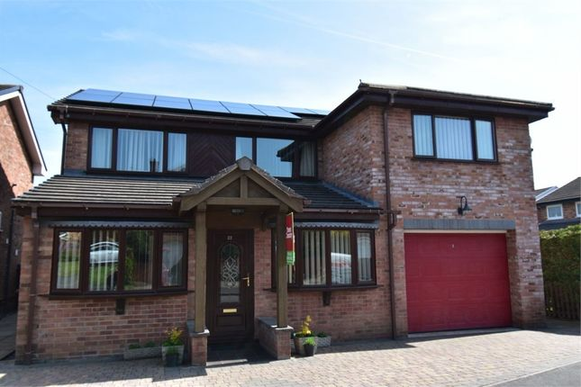 Thumbnail Detached house for sale in Pleasant View, Weston Rhyn, Oswestry, Shropshire