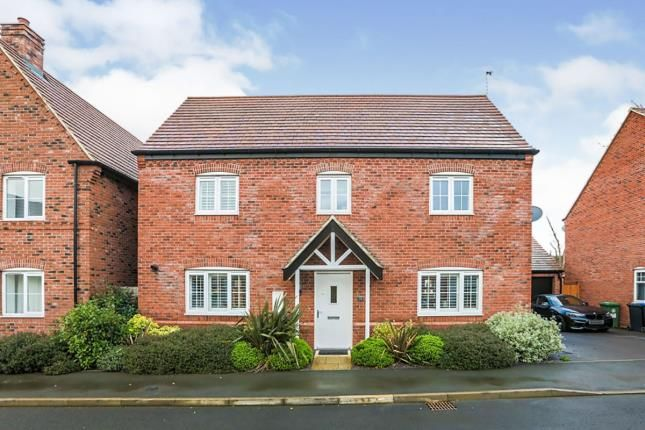 Thumbnail Detached house for sale in Roebuck Road, Bishopton, Stratford-Upon-Avon, Warwickshire