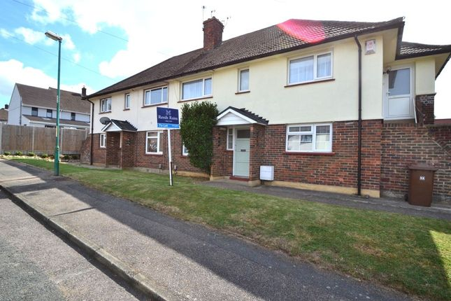 Thumbnail Flat to rent in Smith Road, Lordswood, Chatham