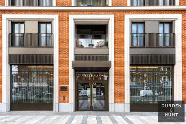 Garret Mansions, Edgware Road, London W2
