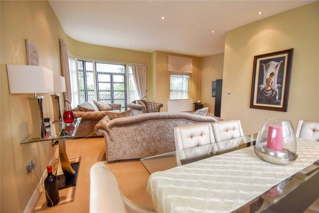 Thumbnail Flat for sale in Mayfair Gardens, 64 Bury New Road, Whitefield, Manchester