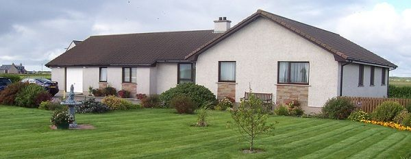 Thumbnail Detached house for sale in Borve, 5 Torlum, Isle Of Benbecula
