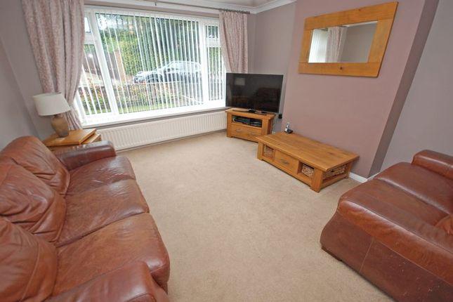 Lounge of Earlington Court, Forest Hall, Newcastle Upon Tyne NE12