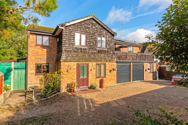 Thumbnail Detached house for sale in Littlehampton Road, Goring-By-Sea, Worthing