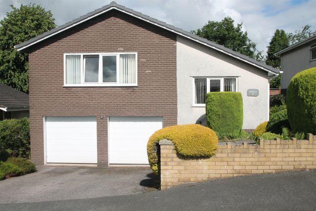 Thumbnail Detached bungalow for sale in 25 Sand Croft, Penrith, Cumbria