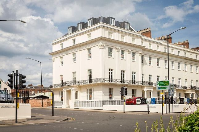 Thumbnail Flat to rent in Clarendon Place, Leamington Spa