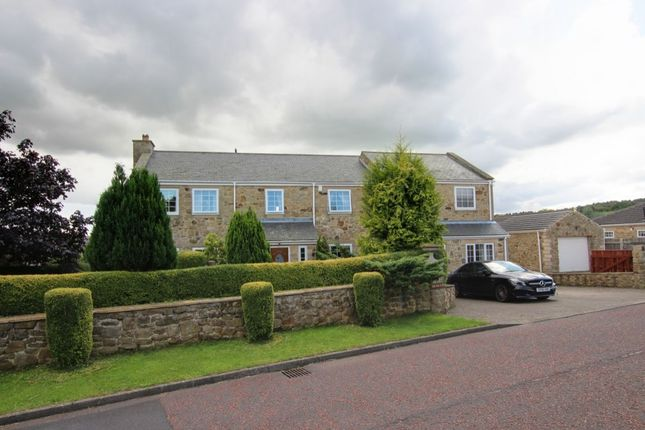 Thumbnail Detached house for sale in Bute Drive, High Spen, Rowlands Gill