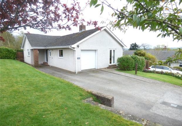 Thumbnail Detached bungalow for sale in Riggside, Penrith, Cumbria