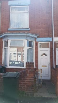 Thumbnail Terraced house to rent in Holmsdale Road, Coventry