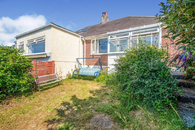 2 bed semi-detached bungalow for sale in Darwin Crescent, Laira, Plymouth PL3