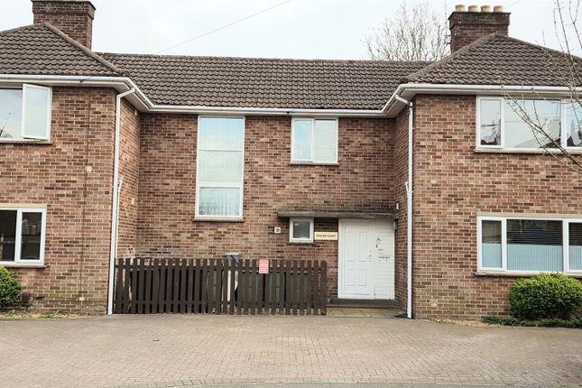 Thumbnail Flat for sale in Willan Court, Woodston, Peterborough