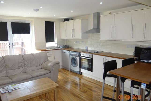 Thumbnail Terraced house to rent in Park Road, Lenton, Nottingham