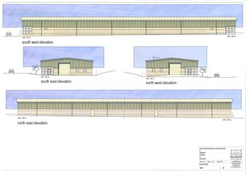 Thumbnail Warehouse to let in Enterprise Park, Piddlehinton, Dorchester