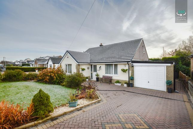 Thumbnail Detached bungalow for sale in St. Annes Drive, Fence, Burnley