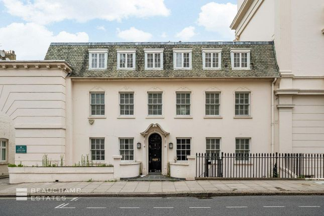 Thumbnail Town house for sale in Lyall Street, Belgravia