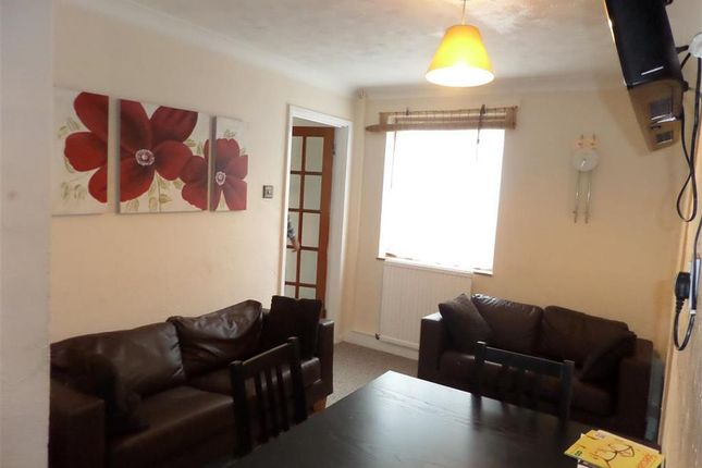 Thumbnail End terrace house to rent in Garbett Road, Winchester