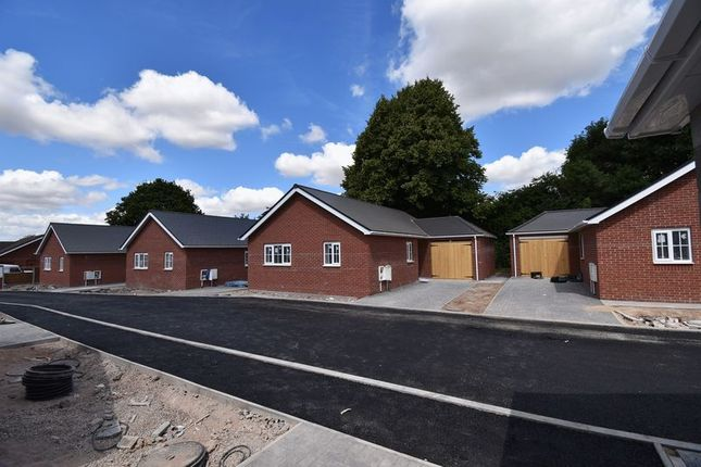 Thumbnail Detached bungalow for sale in Plot 6 The Orchard, Vineyard Place, Wellington, Telford