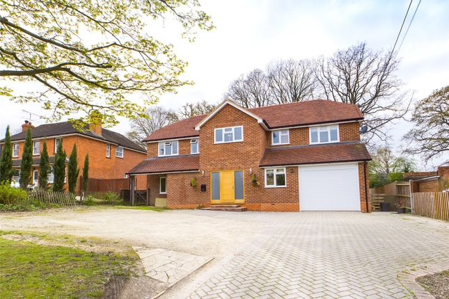 Thumbnail Detached house for sale in Tadley Hill, Tadley, Hampshire