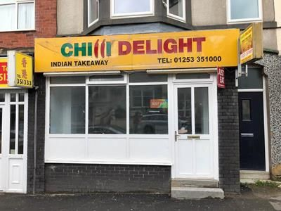 Thumbnail Restaurant/cafe to let in 307 Dickson Road, Blackpool, Lancashire